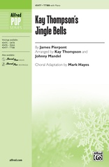 Kay Thompson's Jingle Bells