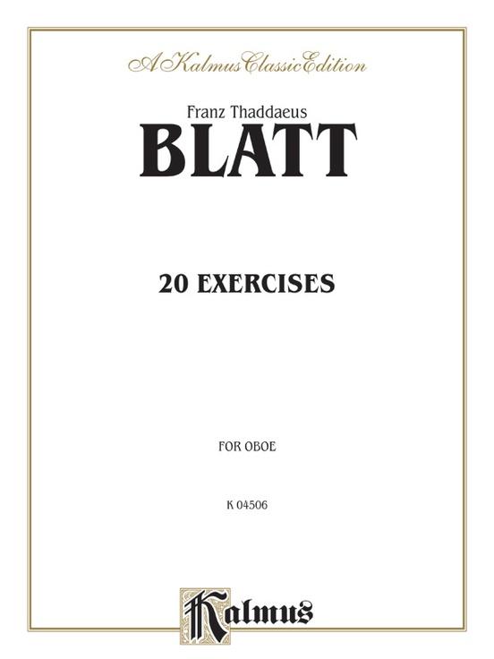 Twenty Exercises