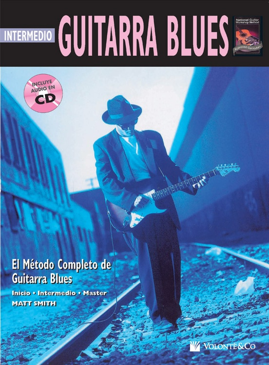 Guitarra Blues Intermedio [Intermediate Blues Guitar]