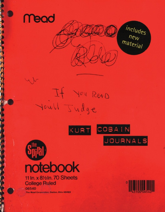 Kurt Cobain Journals