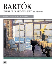 Bartók, Evening in the Country