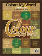 Colour My World for Piano