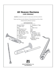 All Heaven Declares (with Alleluias)