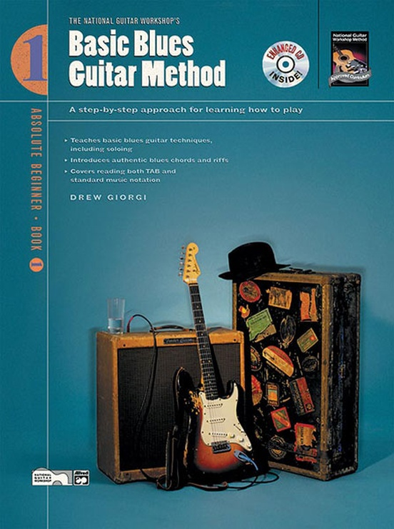 Basic Blues Guitar Method, Book 1