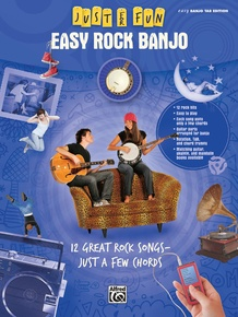 Just for Fun: Easy Rock Banjo