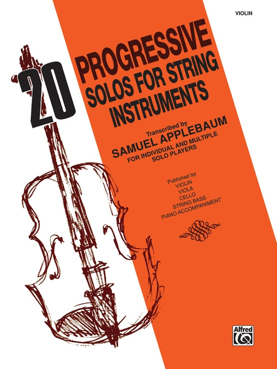 20 Progressive Solos for String Instruments