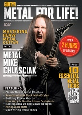 Guitar World: Metal for Life!