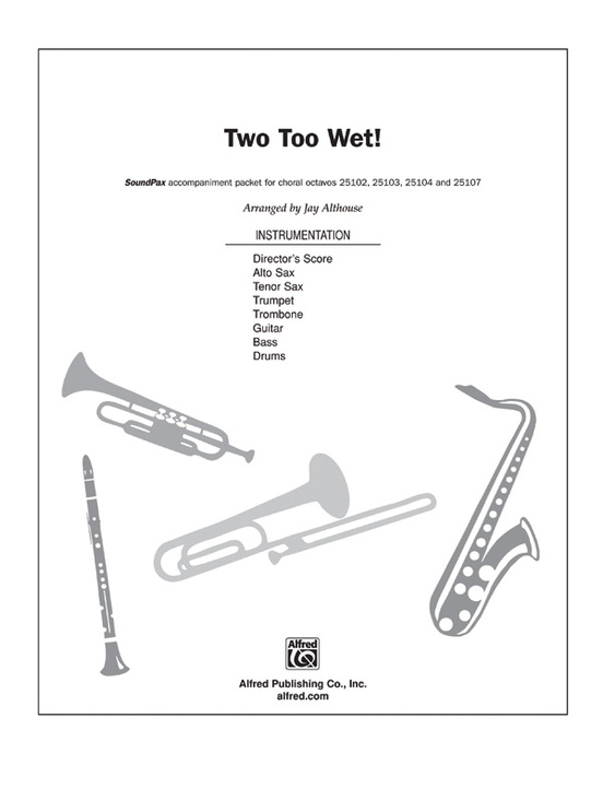 Two Too Wet!