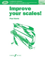 Improve Your Scales! Piano, Grade 2