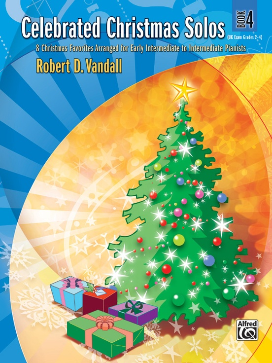 celebrated christmas solos book 4 - When Is Christmas Celebrated