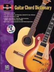 Basix®: Guitar Chord Dictionary