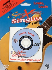 SongXpress® Singles for Guitar: Louie, Louie