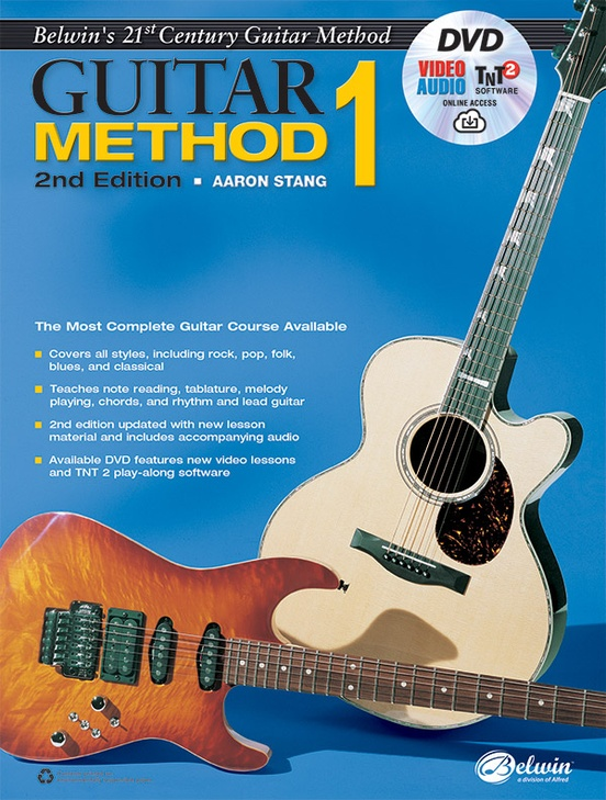 Belwin's 21st Century Guitar Method 1 (2nd Edition)