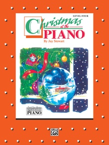 David Carr Glover Method for Piano: Christmas at the Piano, Level 4