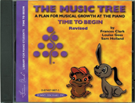 The Music Tree: Accompaniment CD, Time to Begin