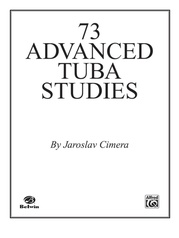 Seventy-Three Advanced Tuba Studies