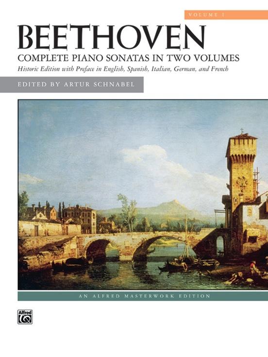 Beethoven, Sonatas, Volume 1