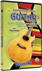 Spanish Songs for Guitar Vol. 2