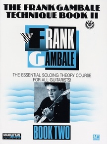The Frank Gambale Technique Book II