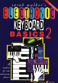 Electronic Keyboard Basics 2