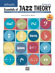 Alfred's Essentials of Jazz Theory, Complete 1-3