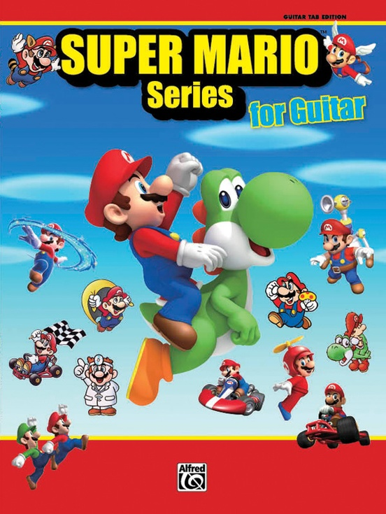 Super Mario™ Series for Guitar