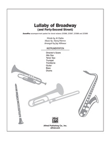 "Lullaby of Broadway (and ""Forty-Second Street"")"