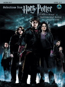 <I>Harry Potter and the Goblet of Fire</I>™, Selections from