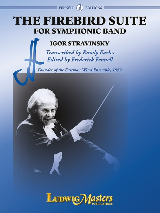 The Firebird Suite for Symphonic Band