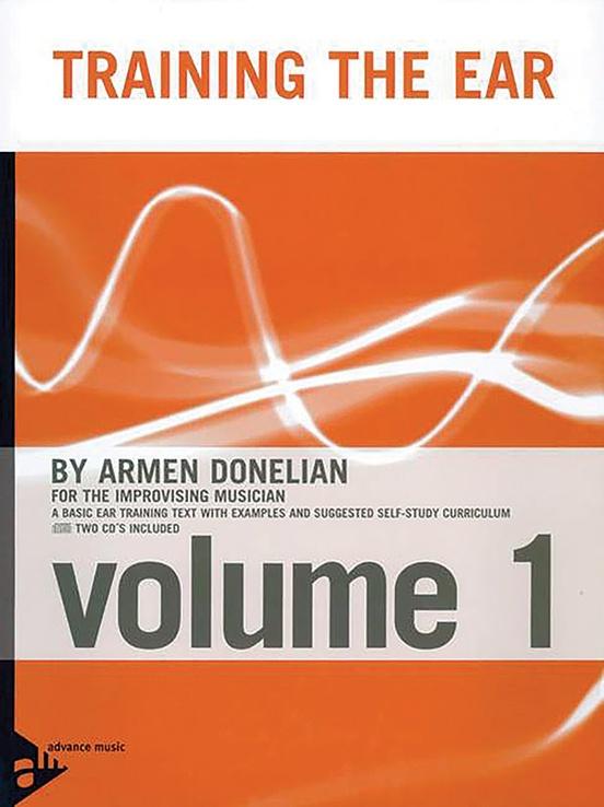 Training the Ear, Volume 1