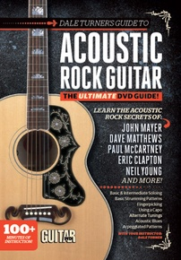 Guitar World: Dale Turner's Guide to Acoustic Rock Guitar