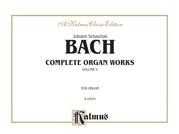 Complete Organ Works, Volume V