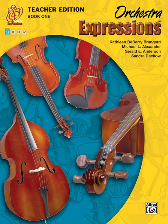 Orchestra Expressions™, Book One: Teacher Edition