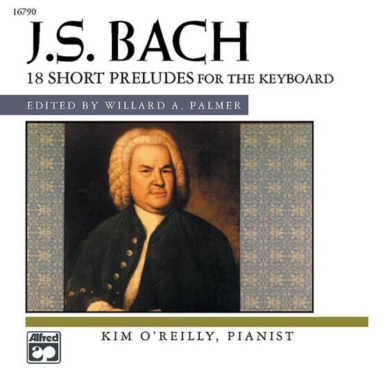 J. S. Bach: 18 Short Preludes