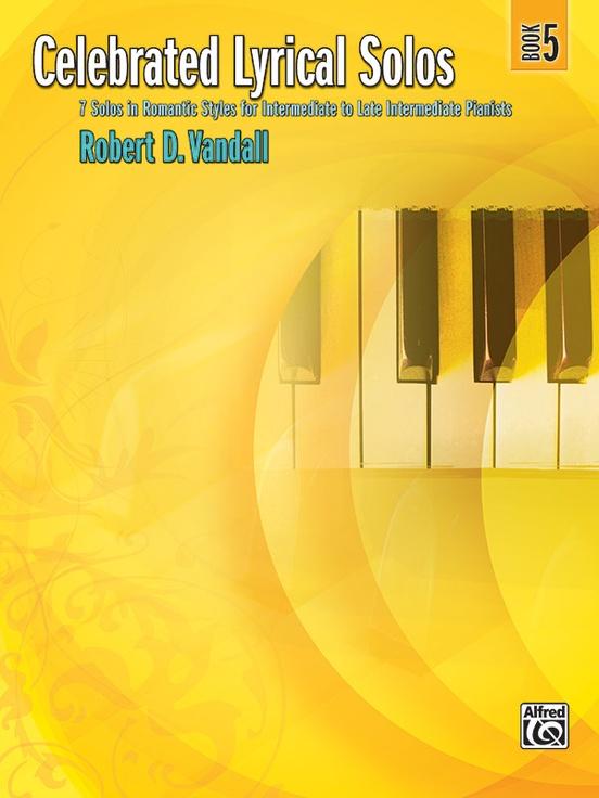 Celebrated Lyrical Solos, Book 5