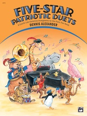 Five-Star Patriotic Duets