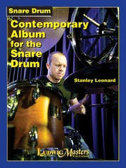 Contemporary Album for the Snare Drum