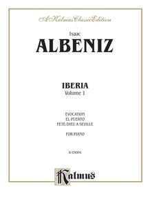 Iberia, Volume I