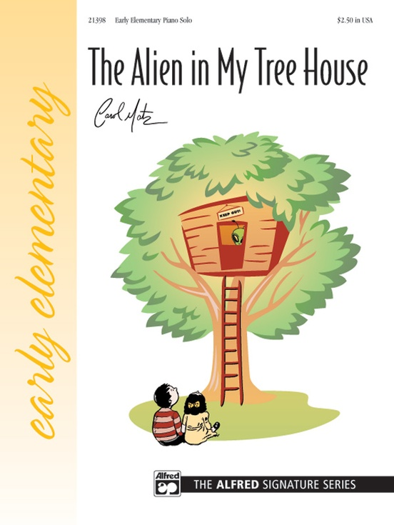 The Alien in My Tree House