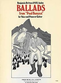 Ballads from Paul Bunyan
