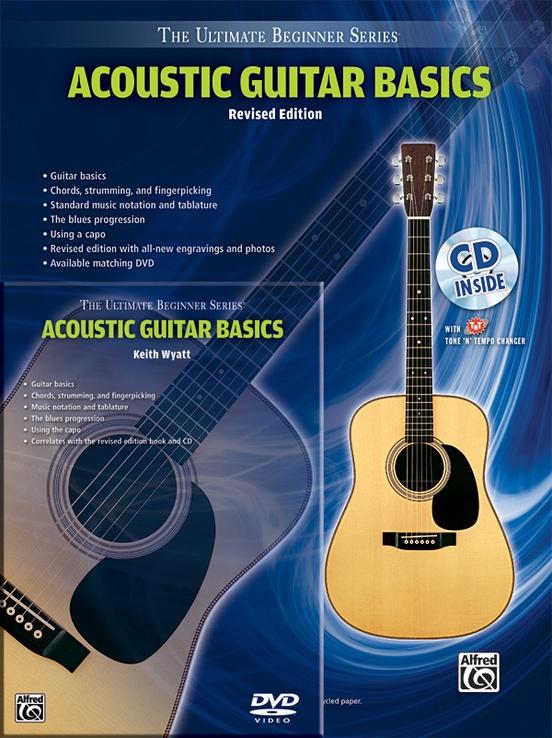 Ultimate Beginner Series Mega Pak: Acoustic Guitar Basics