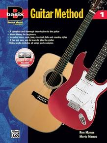 Basix®: Guitar Method 1
