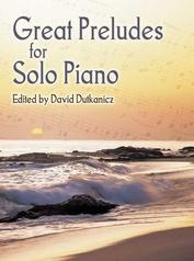 Great Preludes for Solo Piano