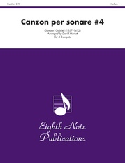 Canzon per Sonare #4