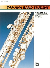 Yamaha Band Student, Book 1