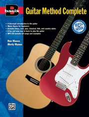 Basix®: Guitar Method, Complete