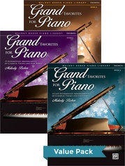 Grand Favorites 4-6 (Value Pack)
