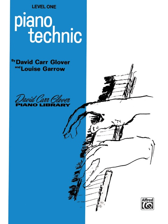 Piano Technic, Level 1