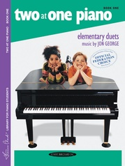 Two at One Piano, Book 1