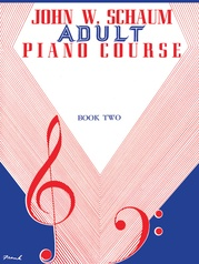 Adult Piano Course, Book 2